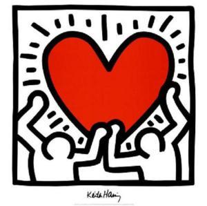 keith-haring-heart